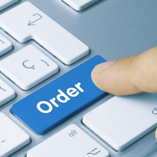 Ordini e prenotazioni prodotti
